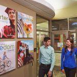 Mounted Office Prints | Sheridan | Davie | Miami Beach FL