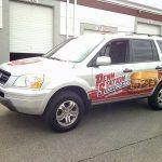 vehicle wraps in Hialeah FL