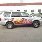 Truck Lettering | Doral | Miami Lakes FL